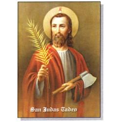 San Judas 20x25