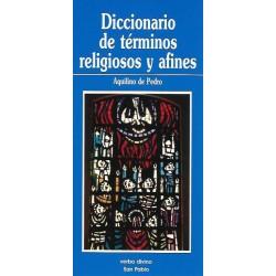 Diccionario de términos religiosos y afines