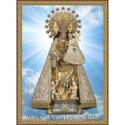 Balconera Virgen de los Desamparados