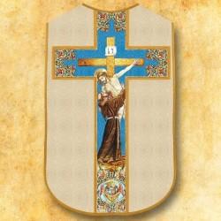 Casulla romana franciscana