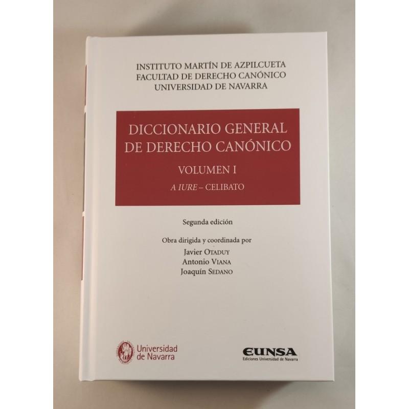 Diccionario General de Derecho Canónico (Vol. I - VII)