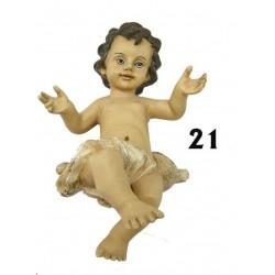 Niño Jesús 21 cm.