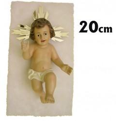 Niño Jesús 20 cm.