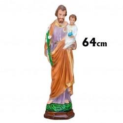 San José 64 cm.