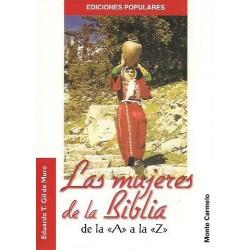 """Las mujeres de la Biblia de la """"A"""" a la """"Z"""""""