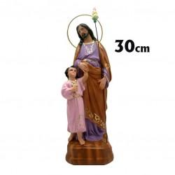 San José 30 cm.