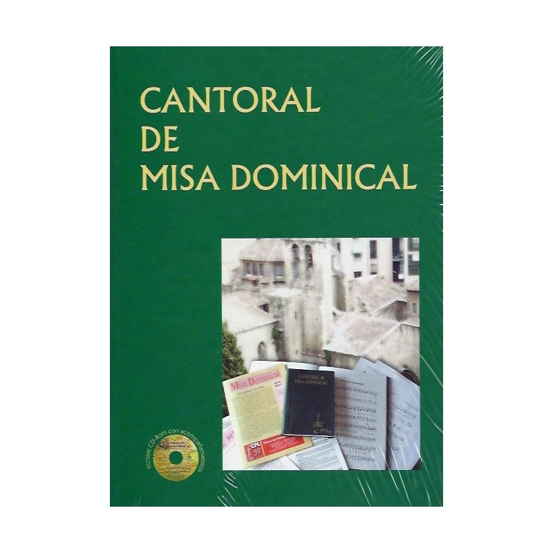 Cantoral de Misa Dominical