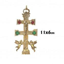Cruz de Caravaca 11 cm.