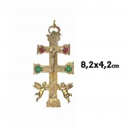Cruz de Caravaca 8 cm.