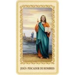 Estampa Jesús Pescador de hombres