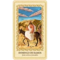 Estampa Domingo de Ramos
