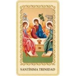 Estampa Santisima Trinidad