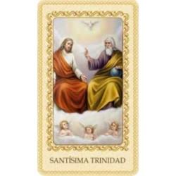 Estampa Santisima Trinidad 2