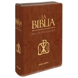 La Biblia. Libro del Pueblo de Dios cremallera