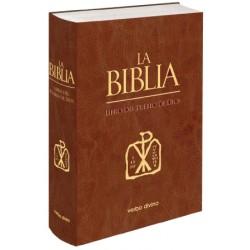 La Biblia. Libro del Pueblo de Dios uñeros