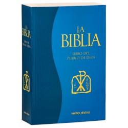 La Biblia. Libro del Pueblo de Dios rústica color