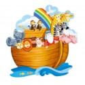 Imán Arca de Noé
