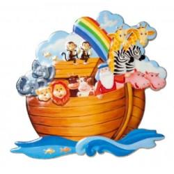 Cuadrito del Arca de Noé