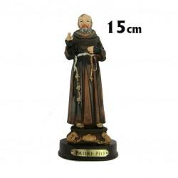 Padre Pio 15 cm.
