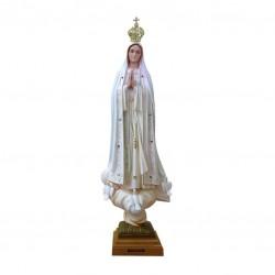 Virgen de Fátima  40 cm.