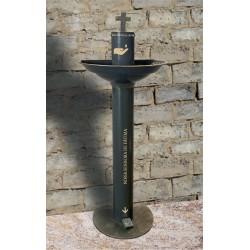 Dispensador de agua bendita