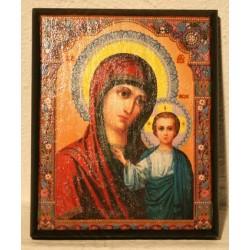 Icono Virgen