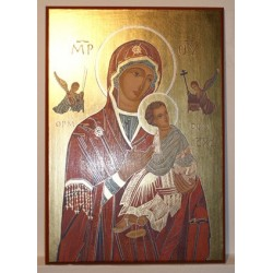 "Icono Virgen del Perpetuo Socorro ""antiguo"""