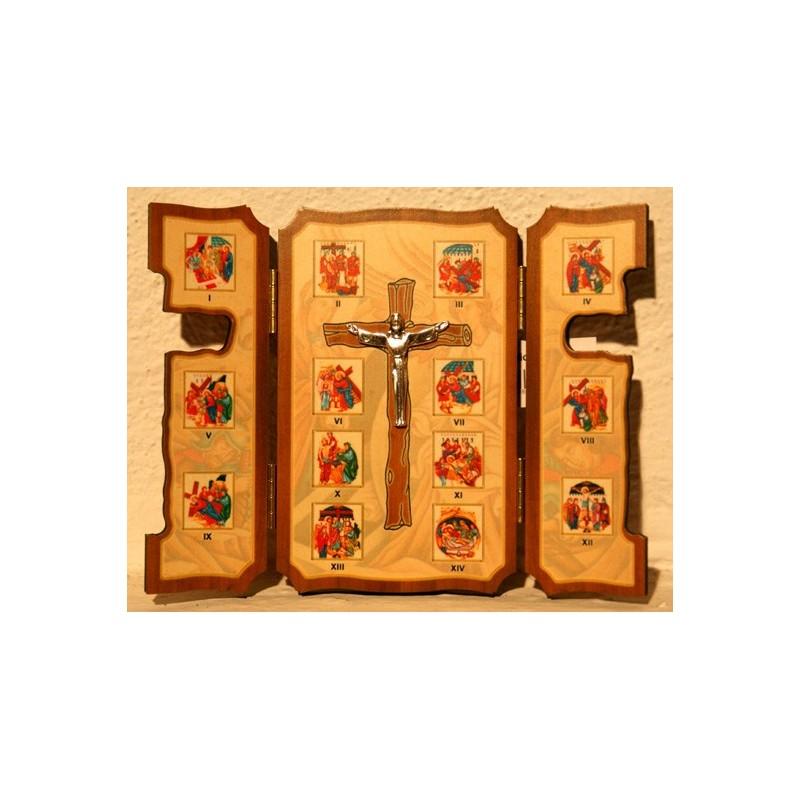 Icono Via Crucis