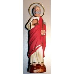 San Judas con Hacha 15 cm.