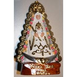 Virgen del Rocío 15 cm.