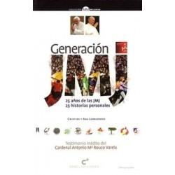 Libro generación JMJ