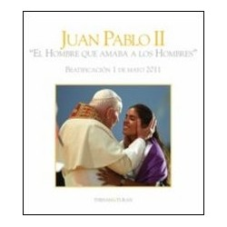 Libro Beatificación Juan Pablo II