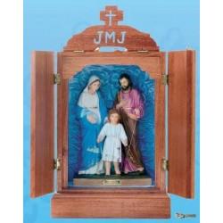 Capilla de madera JMJ