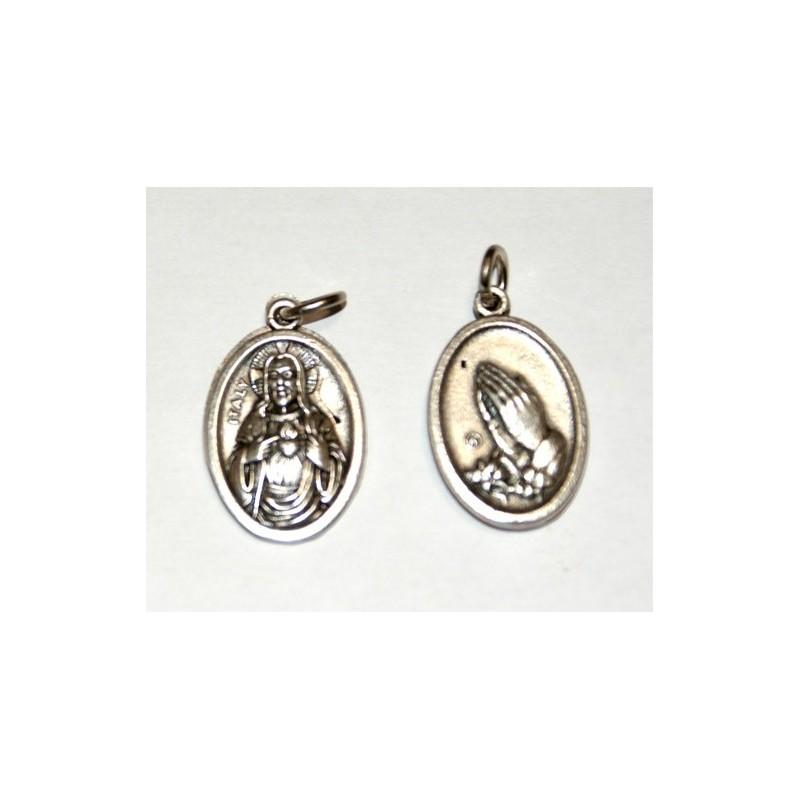 Medalla del Sgdo. Corazón de Jesús
